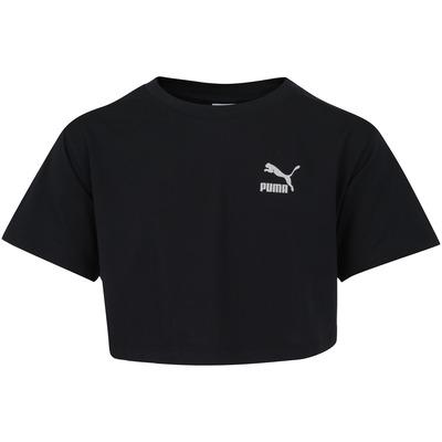 Camiseta Puma Classics Trend Feminina - Infantil