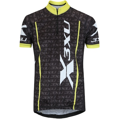 126f51530 Camisa de Ciclismo Refactor 3XU Multiplied - Masculina