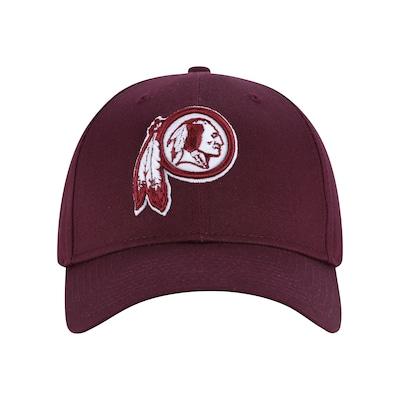 Boné Aba Curva New Era 940 Washington Redskins Glow In The Dark - Snapback  -. 15736155e34