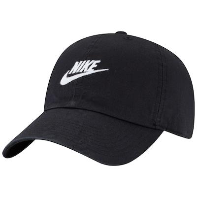 Boné Aba Curva Nike Sportswear H86 Futura Washed - Strapback - Adulto