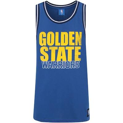 112f5fb23b 26%OFF Camiseta Regata NBA Golden State Warriors 17 Retilínea - Masculina