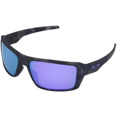 Óculos de Sol Oakley Double Edge Iridium - Unissex