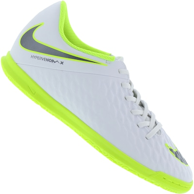 Chuteira Futsal Nike Hypervenom Phantom X 3 Club IC - Adulto 91c9070f2afeb
