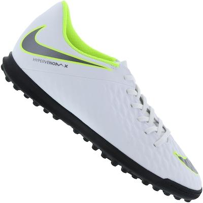 f5b5ed68c4 Shopping Smiles - Chuteira Society Nike Hypervenom Phantom X 3 Club TF -  Adulto