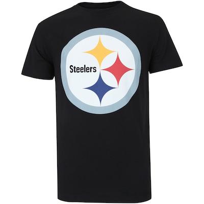 9aeaf9a259 21%OFF Camiseta New Era Pittsburgh Steelers Permanente - Masculina