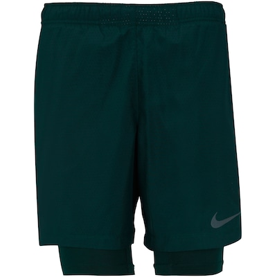 Bermuda Nike Challenger 2IN1 Short 7IN - Masculina