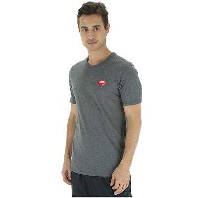 c3ac1d72587d3 Camiseta Nike Sportswear CLTR FTWR 1 - Masculina