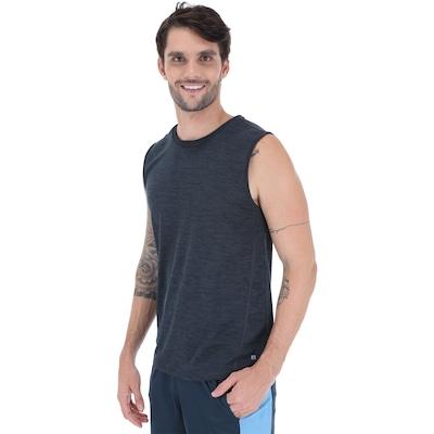 Camiseta Regata Oxer Textura Sublimada - Masculina