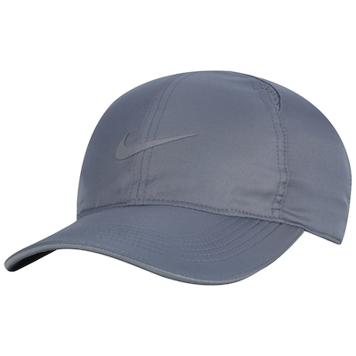 Boné Aba Curva Nike Featherlight Run - Strapback - Adulto