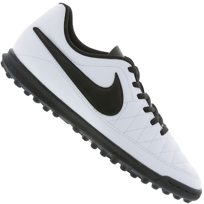 Chuteira Society Nike Majestry TF - Adulto