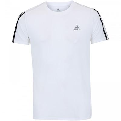 Camiseta adidas Run 3S Tee - Masculina