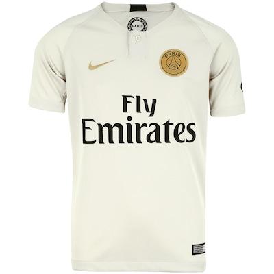 Camisa PSG II 18 19 Nike - Infantil 21da657124fc2