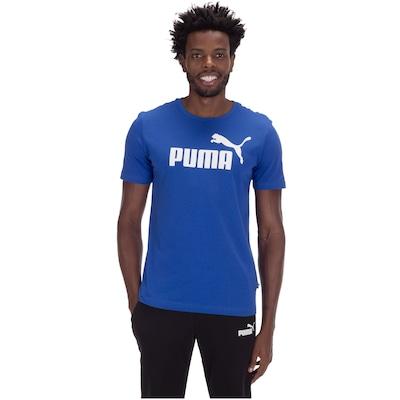 Camiseta Puma Essentials Logo - Masculina