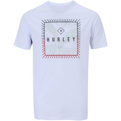 Camiseta Hurley Silk Be Fronds - Masculina