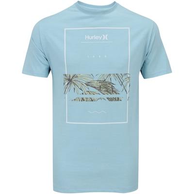 Camiseta Hurley Silk Chasing Paradise - Masculina