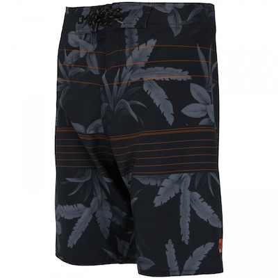Bermuda Hang Loose Leaves - Masculina