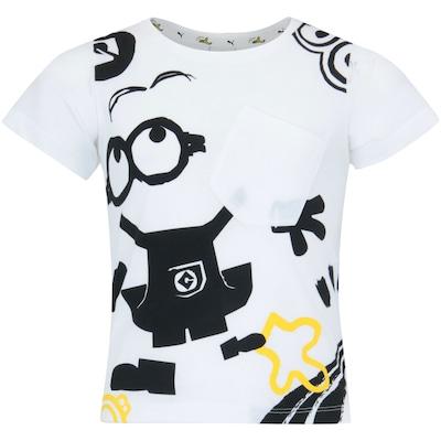 Camiseta Puma Minions Tee - Infantil