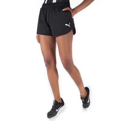 Shorts Puma Active Ess Woven - Feminino