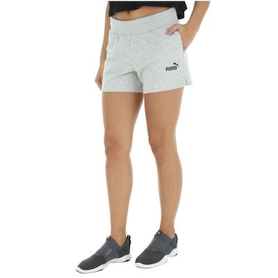 Shorts Puma Essentials Sweat - Feminino