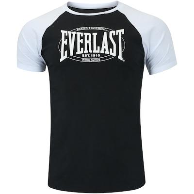 Camiseta Everlast Básica EL20280P - Masculina