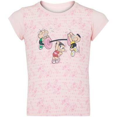 Camiseta Oxer Turma da Mônica - Infantil