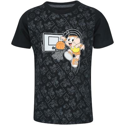 Camiseta Oxer Cascão - Infantil