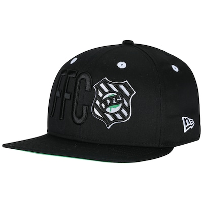 Boné Aba Reta do Figueirense New Era 950 Big Art - Snapback - Adulto