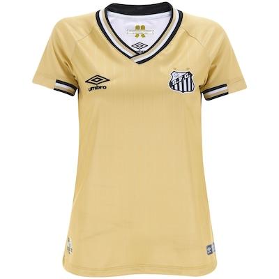 c15225301 Camisa do Santos III 2018 Umbro - Feminina