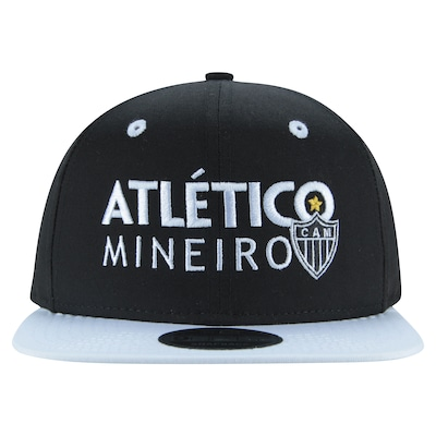Boné Aba Reta do Atlético-MG New Era 950 Big Arte - Snapback - Adulto