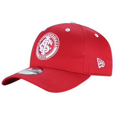Boné Aba Curva do Internacional New Era 940 SN - Snapback - Adulto