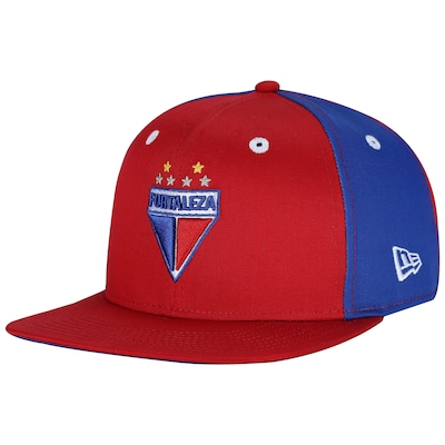 Boné Aba Reta do Fortaleza New Era 950 AF - Snapback - Adulto
