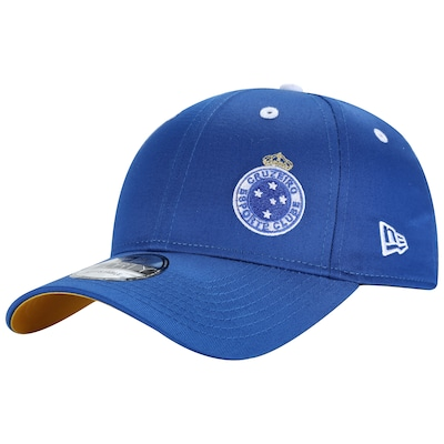 Boné Aba Curva do Cruzeiro New Era 940 SN - Snapback - Adulto