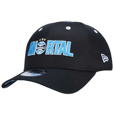 Boné Aba Curva do Grêmio New Era 940 SN Big Art - Snapback - Adulto