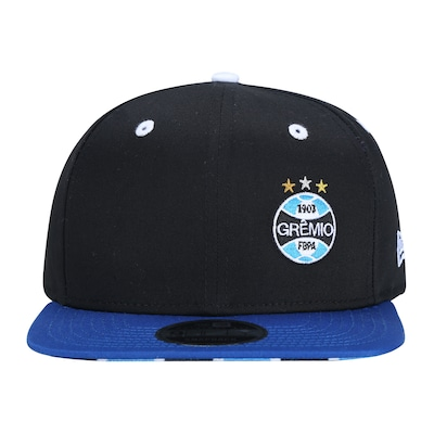 Boné Aba Reta do Grêmio New Era 950 OF - Snapback - Adulto a69a7e45388