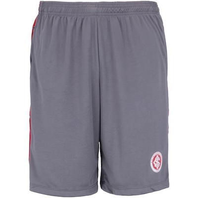 Bermuda do Internacional Faixa Lateral Meltex - Masculina