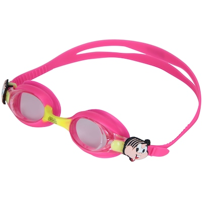 Óculos de Natação Floty Turma da Mônica Feminino - Infantil