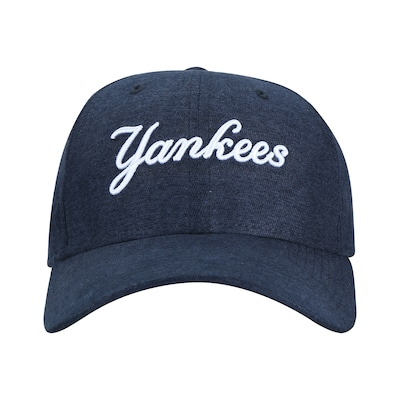 Boné Aba Curva New Era 940 New York Yankees Versatile Sport Team - Strapback -...