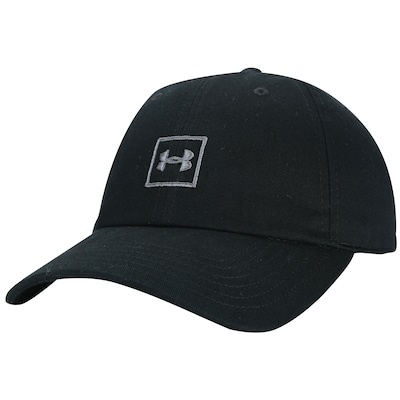 Boné Aba Curva Under Armour Washed - Strapback - Adulto