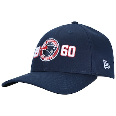 Boné Aba Curva New Era 9Forty New England Patriots - Snapback - Adulto