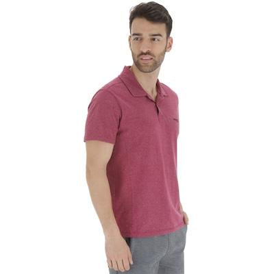Camisa Polo Mizuno 1906 Square - Masculina