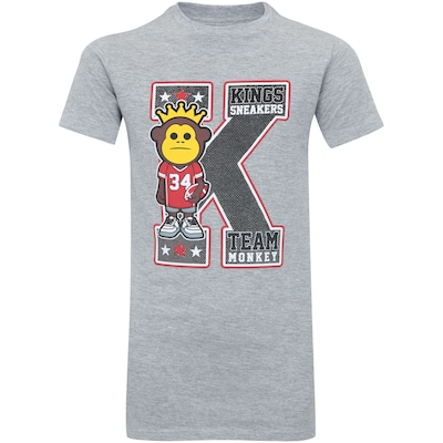 Camiseta Kings K - Infantil
