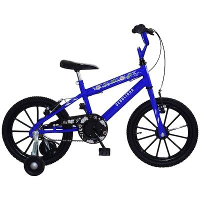 Bicicleta Oxer Cebolinha - Aro 16 - Freio V-Brake - Infantil