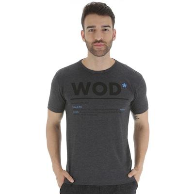 Camiseta Oxer Wod - Masculina