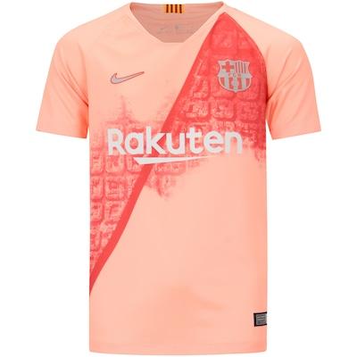 Camisa Barcelona III 18 19 Nike - Infantil d00c127c664