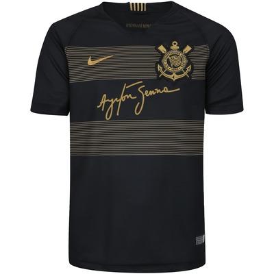 Camisa do Corinthians III 2018 Nike - Infantil