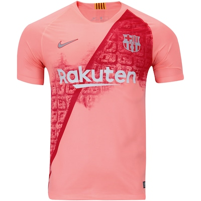 Camisa Barcelona III 18/19 Nike - Masculina