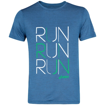 Camiseta Asics Run - Masculina