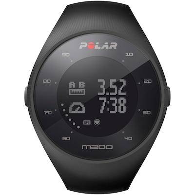 Relógio Esportivo com GPS e MonitorCardíaco ÓpticoPolar M200