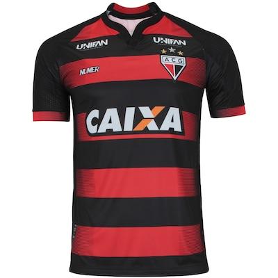 Camisa do Atlético-GO I 2018 nº 10 Numer - Masculina