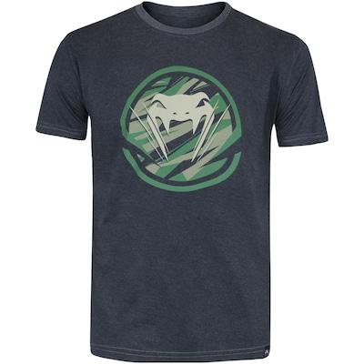 Camiseta Venum Camo Evo - Masculina